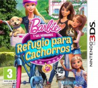 Barbie Y Sus Hermanas: Refugio Para Cachorros Nintendo 3DS