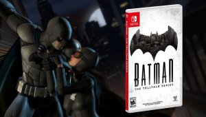 Batman: The Telltale Series para Nintendo Switch estrena tráiler