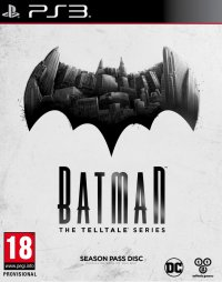 Batman: A Telltale Games Series PS3