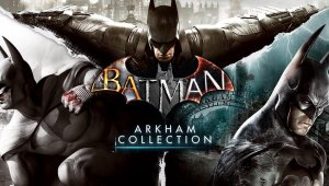Batman: Arkham Collection ya está disponible en digital para Xbox One