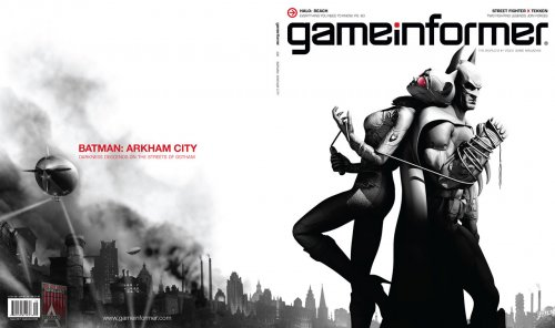 Batman Gameinformer 2 [1]