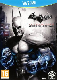 Batman: Arkham City Wii U