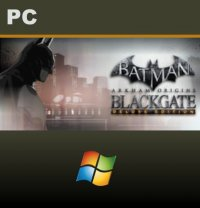 Batman: Arkham Origins Blackgate PC