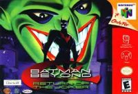 Batman of the Future: Return of the Joker Nintendo 64