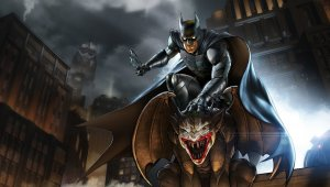 Batman: The Enemy Within recibe fecha de lanzamiento en Nintendo Switch