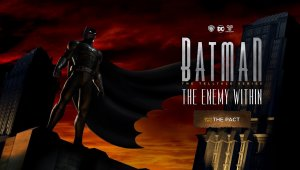 Batman: The Enemy Within estrena tráiler de su segundo episodio