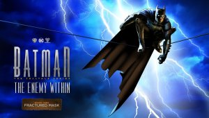 Batman: The Enemy Within estrena tráiler de su tercer episodio