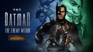Batman: The Enemy Within, listado por la ESRB para Nintendo Switch