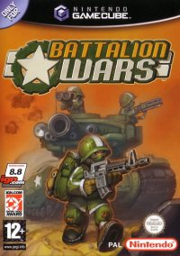 Battalion Wars GameCube