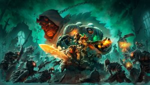 Battle Chasers Nightwar: Nuevo gameplay de la versión para Nintendo Switch