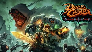 Battle Chasers: Nightwar, el 15 de mayo en Nintendo Switch