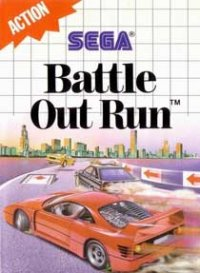 Battle OutRun Master System