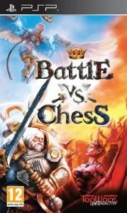 Battle vs Chess PSP