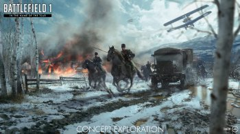 EA revela más detalles de la expansión In the Name of the Tsar de Battlefield 1