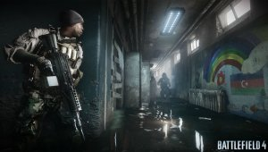 Nueva captura de 'Battlefield 4'