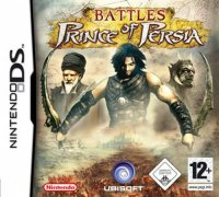 Battles of Prince of Persia Nintendo DS