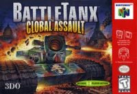 BattleTanx: Global Assault Nintendo 64