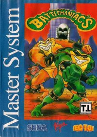 Battletoads in Battlemaniacs Master System