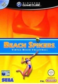 Beach Spikers: Virtua Beach Volleyball GameCube