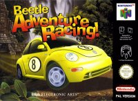 Beetle Adventure Racing! Nintendo 64