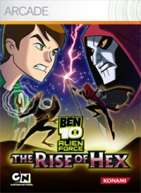 Ben 10 The Rise of Hex Xbox 360