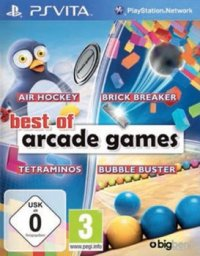 Best of Arcade Games PS Vita