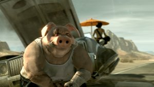 Beyond Good & Evil 2 podría ser exclusivo de NX, con financiación de Nintendo