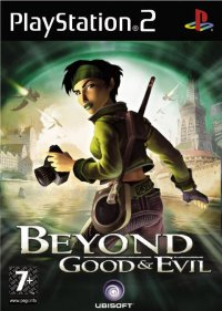 Beyond Good & Evil Playstation 2