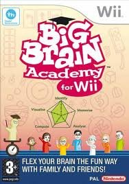 Big Brain Academy Wii