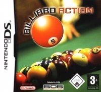 Billiard Action Nintendo DS
