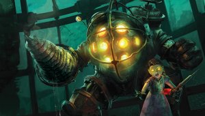 Bioshock The Collection para Nintendo Switch: así podría ser el impresionante amiibo de Big Daddy y Little Sister
