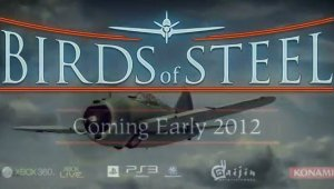 Anunciado Birds of Steel de Konami para la descarga digital