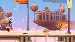 'Runner2: Future Legend of Rhythm Alien' anunciado para PS Vita