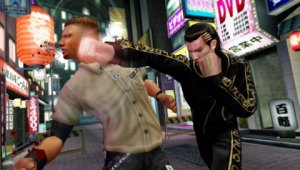 Ya disponible la demo japonesa de Black Panther: Yakuza New Chapter
