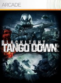 BlackLight: Tango Down Xbox 360