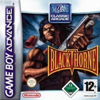 Blackthorne Game Boy Advance
