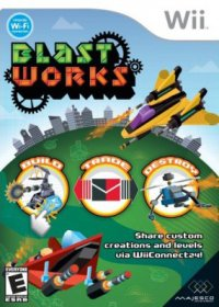 Blast Works: Build Trade Destroy Wii