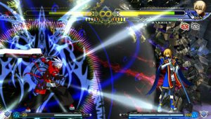 BlazBlue Continuum Shift Extend confirmado en Europa para el 2012