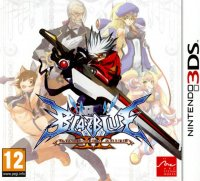 BlazBlue: Continuum Shift II Nintendo 3DS