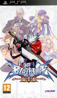 BlazBlue: Continuum Shift II PSP