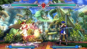 BlazBlue: Continuum Shift Extend llegará a Europa en 2012