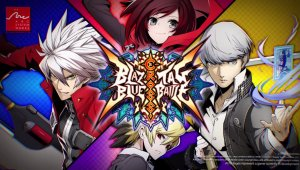 Blazblue: Cross Tag Battle, de Arc System Works, tendrá un Modo Episodio