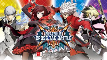 PS4 y Nintendo Switch tendrán una beta abierta de BlazBlue: Cross Tag Battle en Japón