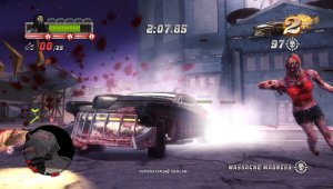 Anunciado Blood Drive para PS3/360