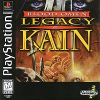 Blood Omen: Legacy of Kain Playstation