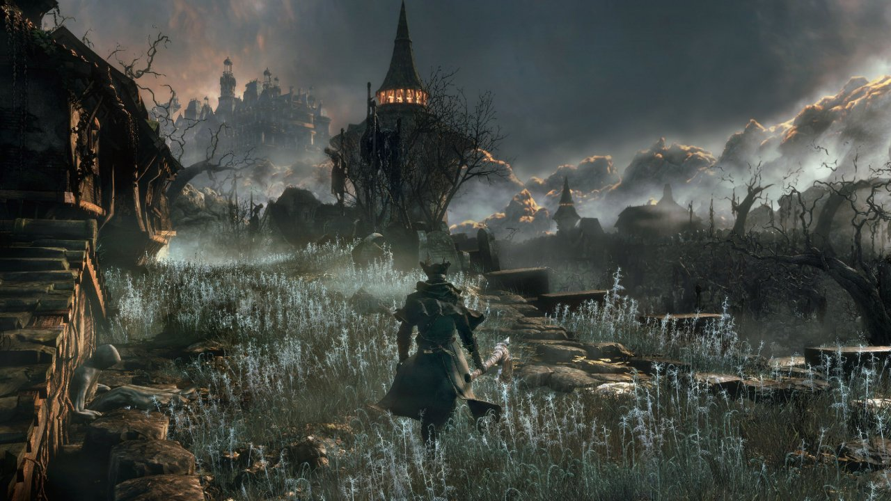Bloodborne, lo nuevo de From Software para PS4, funcionará a 1080p y ...