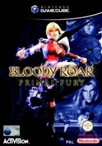 Bloody Roar: Primal Fury GameCube