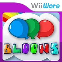 Bloons Wii