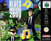 Blues Brothers 2000 Nintendo 64