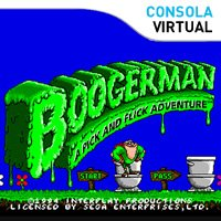 Boogerman - A Pick and Flick Adventure Wii